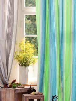 streifen blickdicht vorh nge gardinen. Black Bedroom Furniture Sets. Home Design Ideas