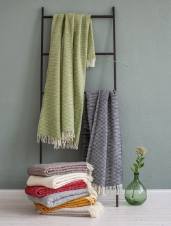 Eco-Wool-Decke Eva